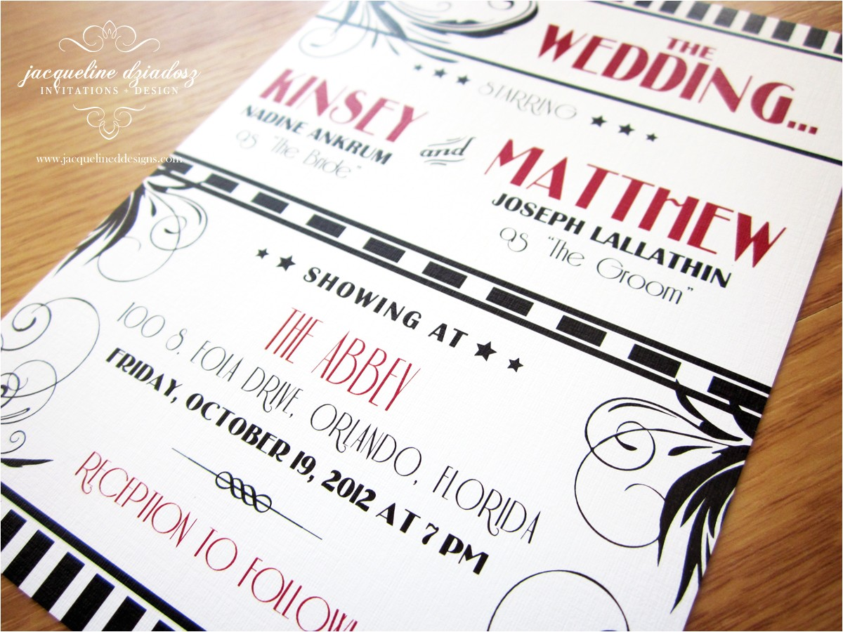 kinsey matthews old hollywood wedding