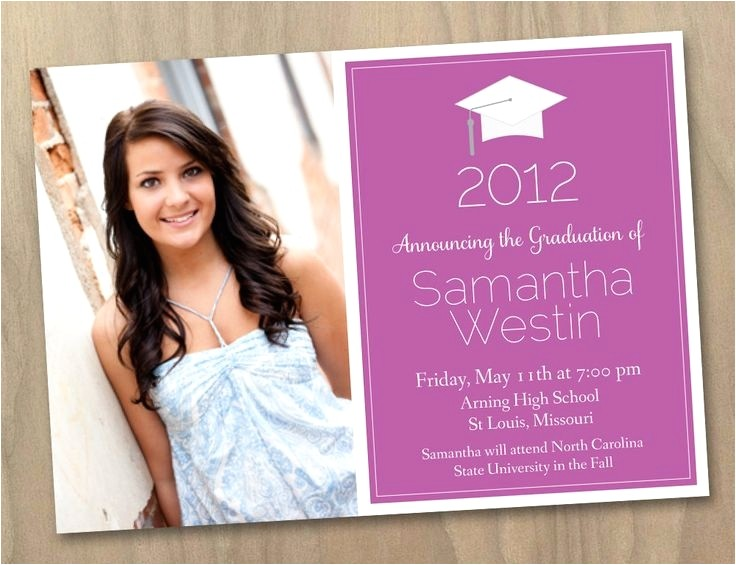 vistaprint graduation invitations