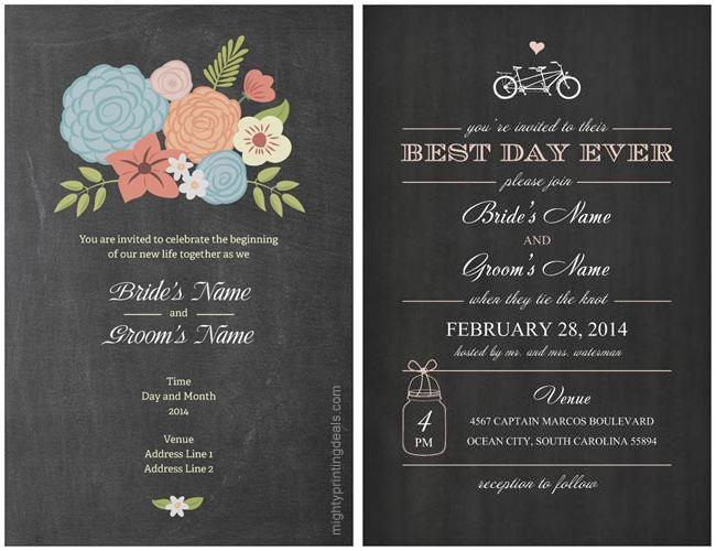Vistaprint Com Wedding Invitations Vistaprint Wedding Invitations Coupon for A 25 Discount