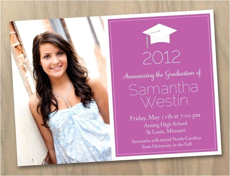 vistaprint graduation invitations