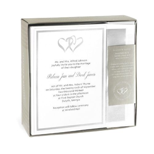 walmart wedding invitation kits