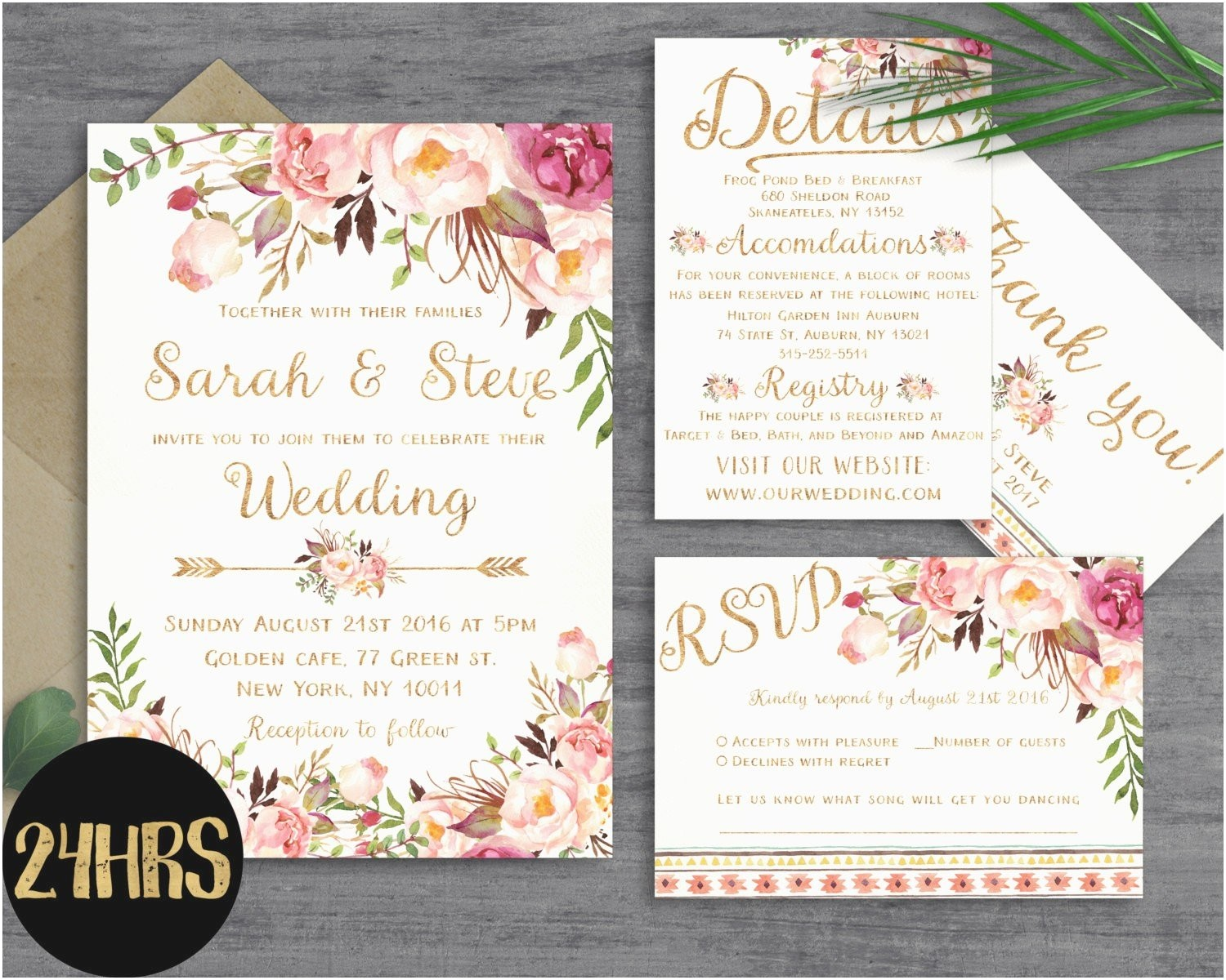walmart custom wedding invitations