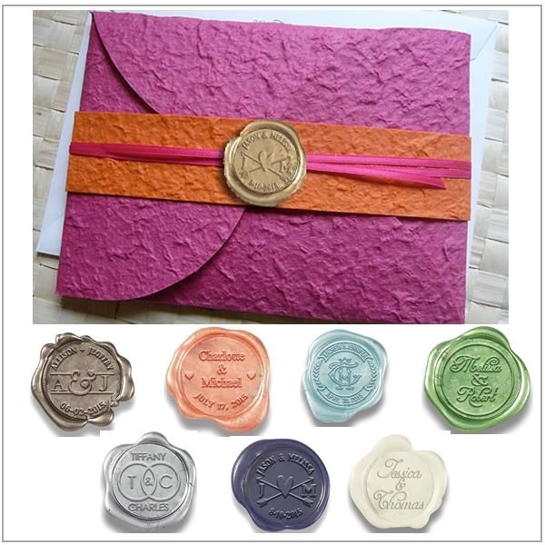 wedding wax seals wax wedding wax stamp wedding wa