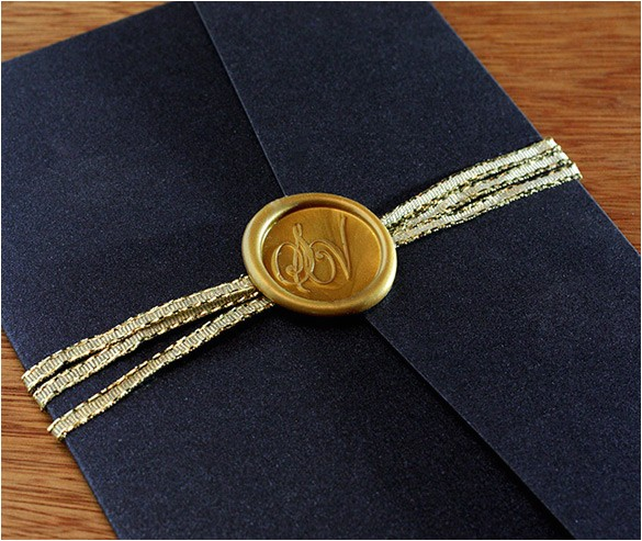 wax seals for wedding invitations