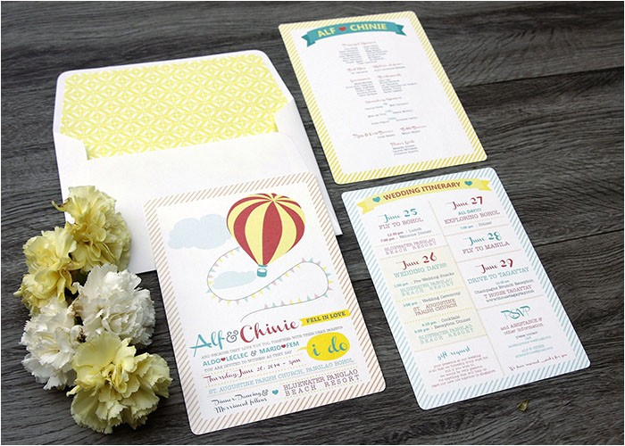 invitation maker cebu city