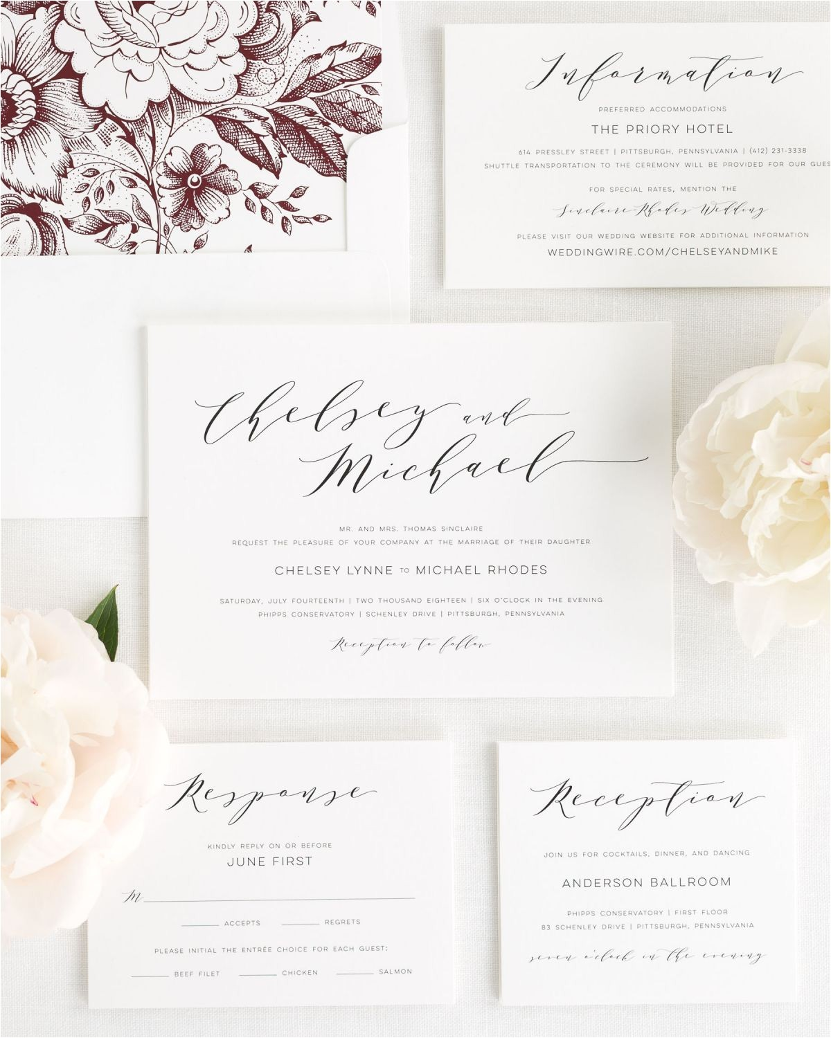 wedding invitation design estimate