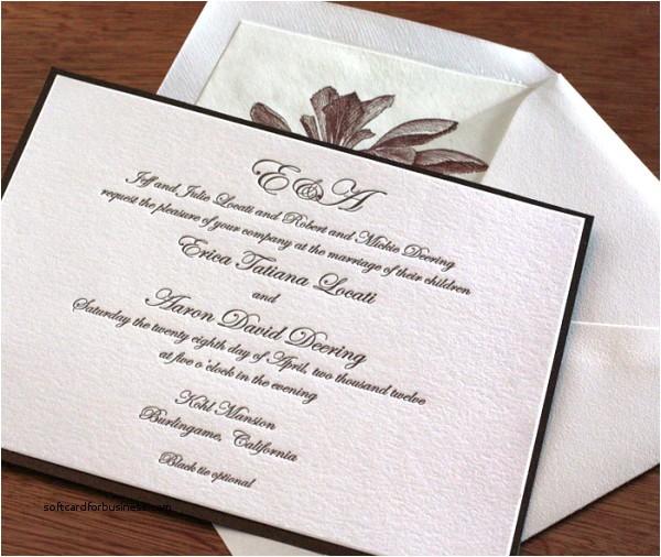 how to write a wedding invitation envelope
