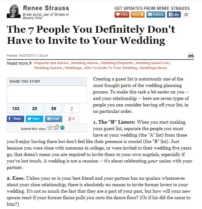 invitation etiquette your ideal guest list in michigan wedding venues