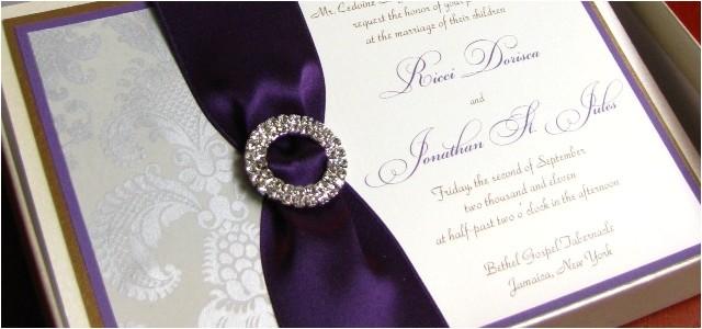 wedding invitation design roundup jewels