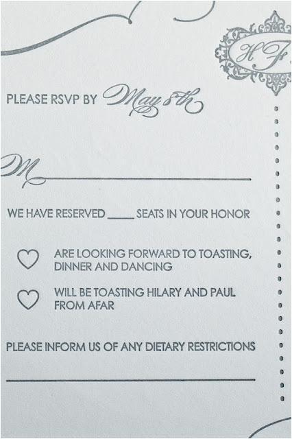 wedding invitation wording no plus one