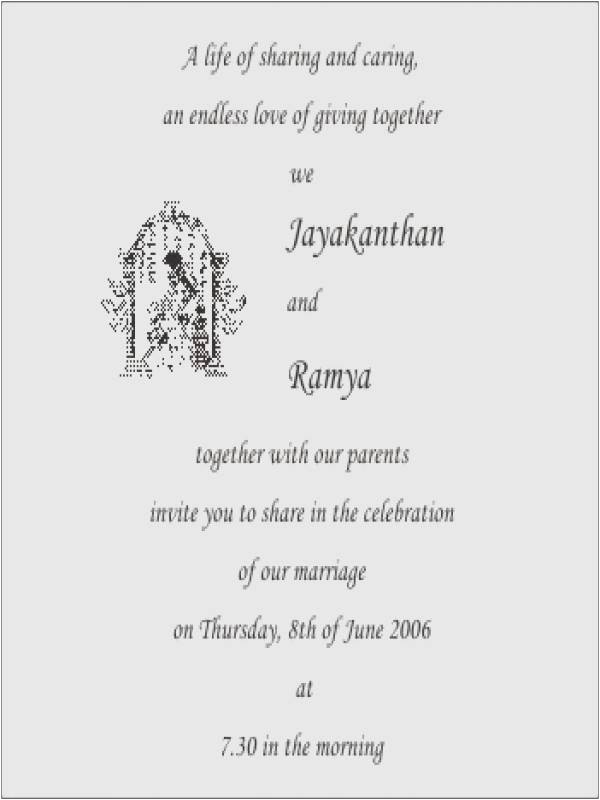 wedding invitation quotes for friends cards