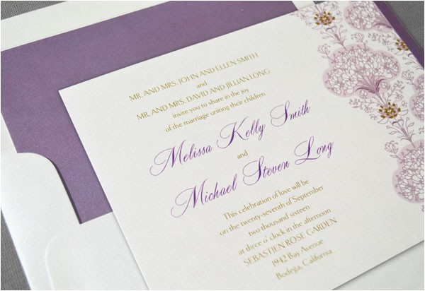 paper makes perfect options for printing wedding invitations