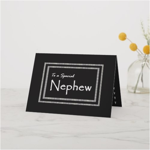 nephew page boy wedding invitation card
