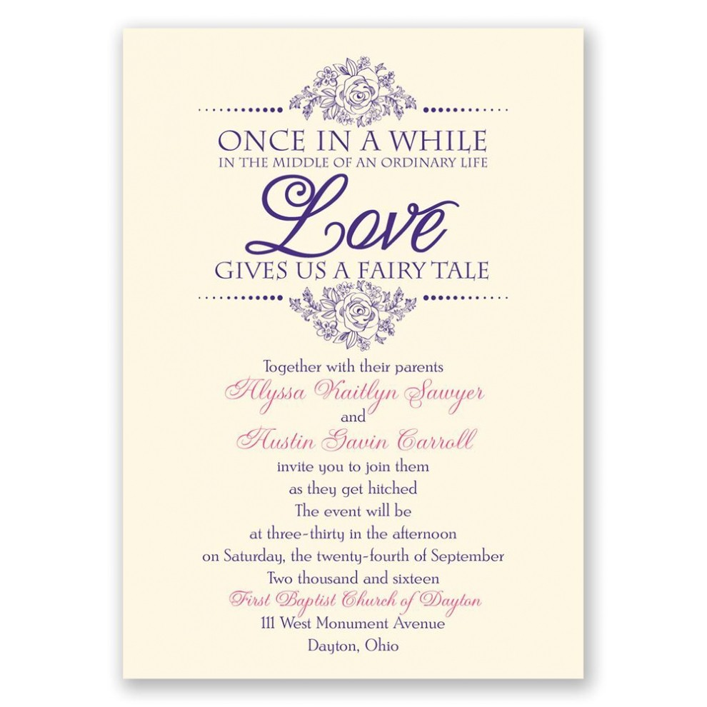 Wedding Invitation Wording From Nephew Wedding Invite Wording with Regard to Keyword Card
