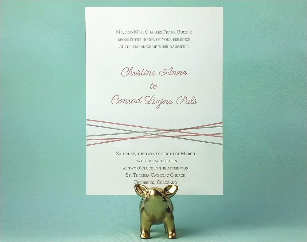 wedding invitation wording along with their families