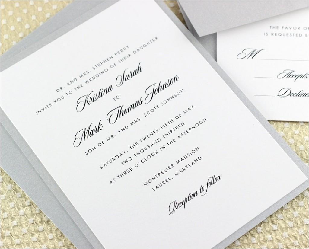 wedding invitations costco template