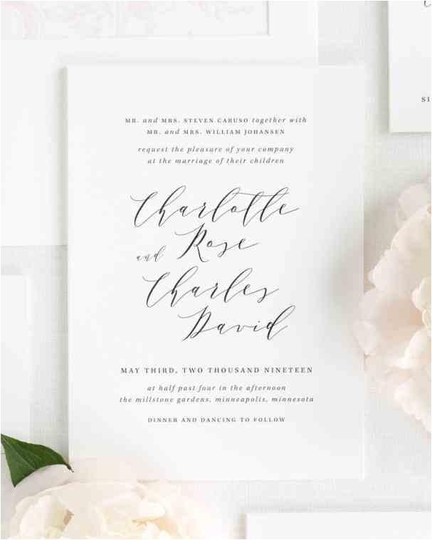 nc in augusta georgia tied u tworhtiedandtwocom custom printed rhmilkmanballetcom custom wedding invitations charlotte nc printed jpg