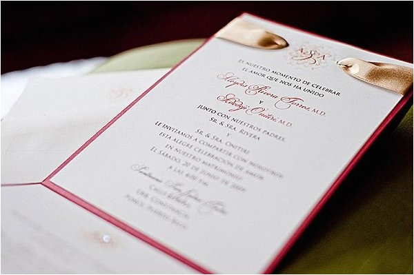 elegant custom invitations