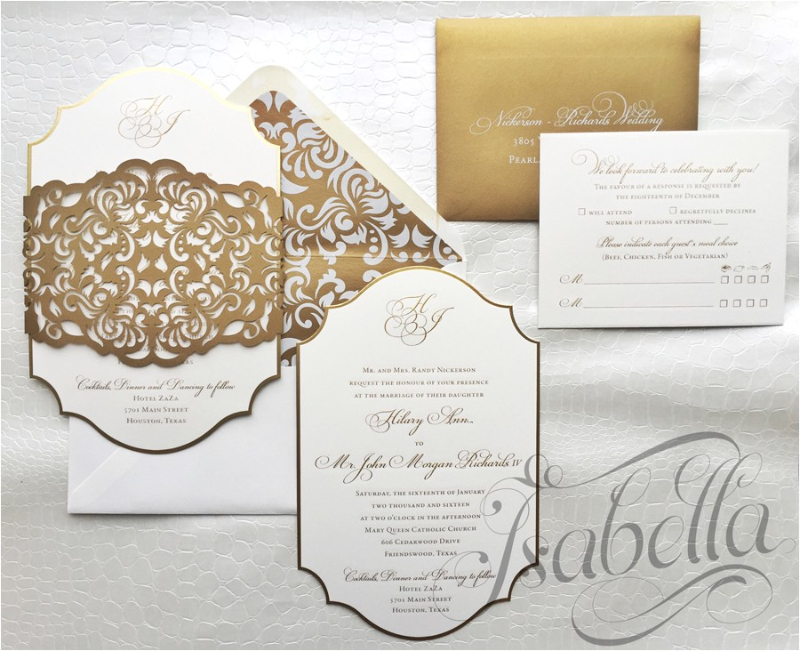 wedding invitations houston texas