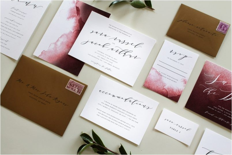 designs calligraphy wedding invitations long island