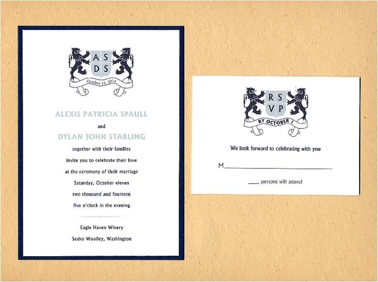 wedding invitation wording with