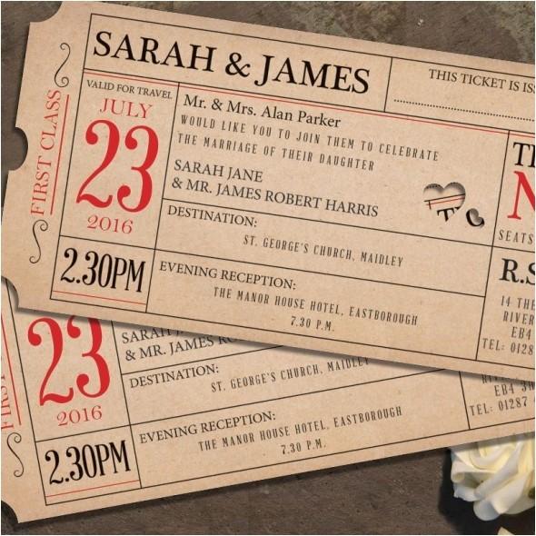 wedding invitation stationery ideas