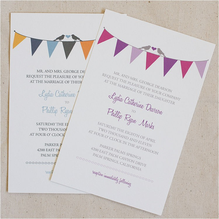 print invitations at home template