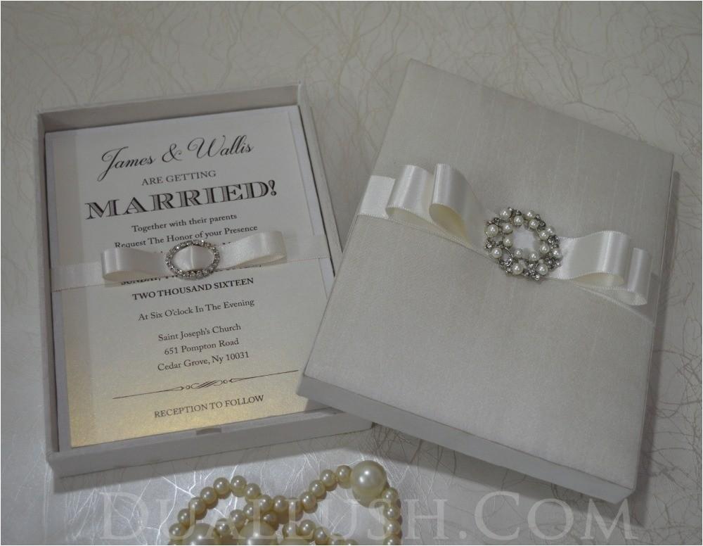 Wedding Invitations wholesale Suppliers Elegant Wedding Invitations In A Box Doyadoyasamos Com