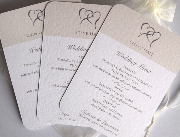 wedding invitations without guest names