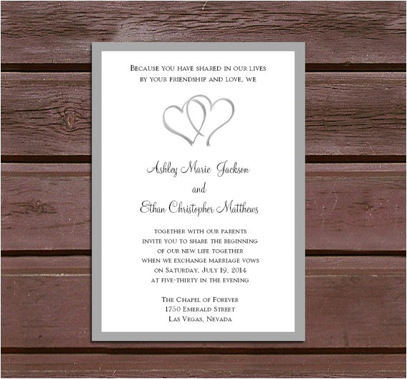 50 hearts wedding invitations rsvp39s reception invitations with free calendar stickers