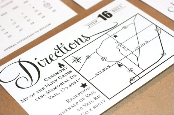 information avaiable direction cards for wedding invitations share location map incrediblesmart designing template