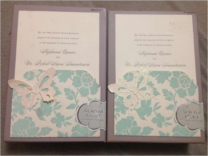 wedding invitation kits do yourself