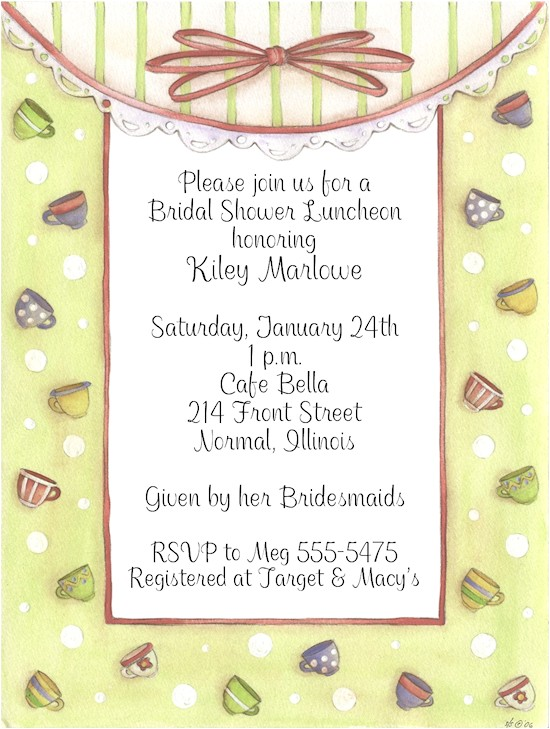 invitations quotes for lunch