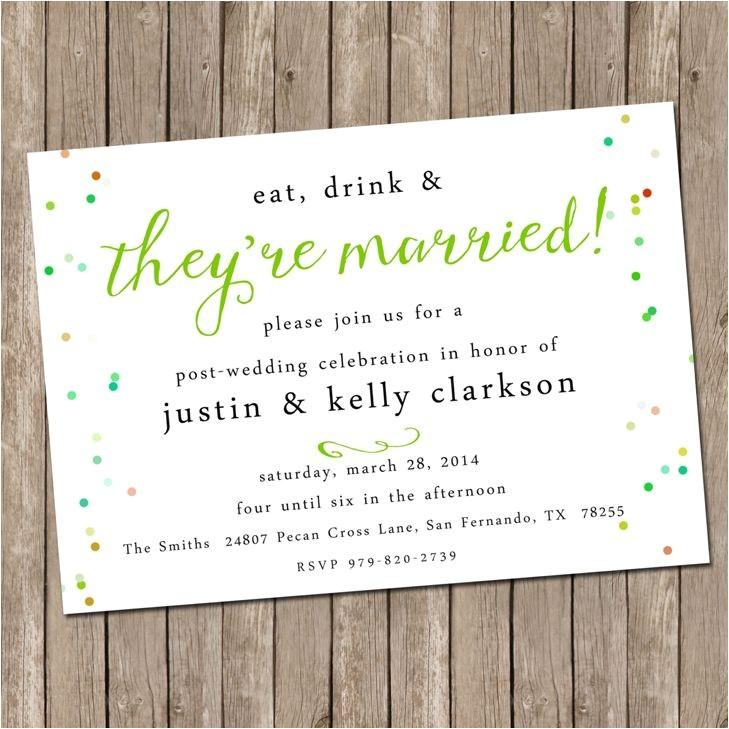 best wedding brunch cards