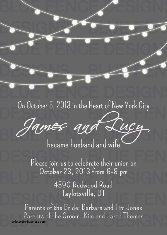 wedding reception invitation wording already married luxury funny wedding invitations top 20 hilarious cards