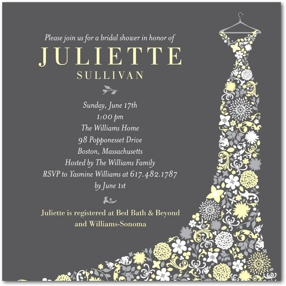 bridal shower invitation etiquette rsvp