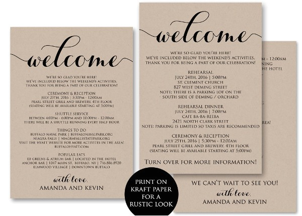 example wedding invitation