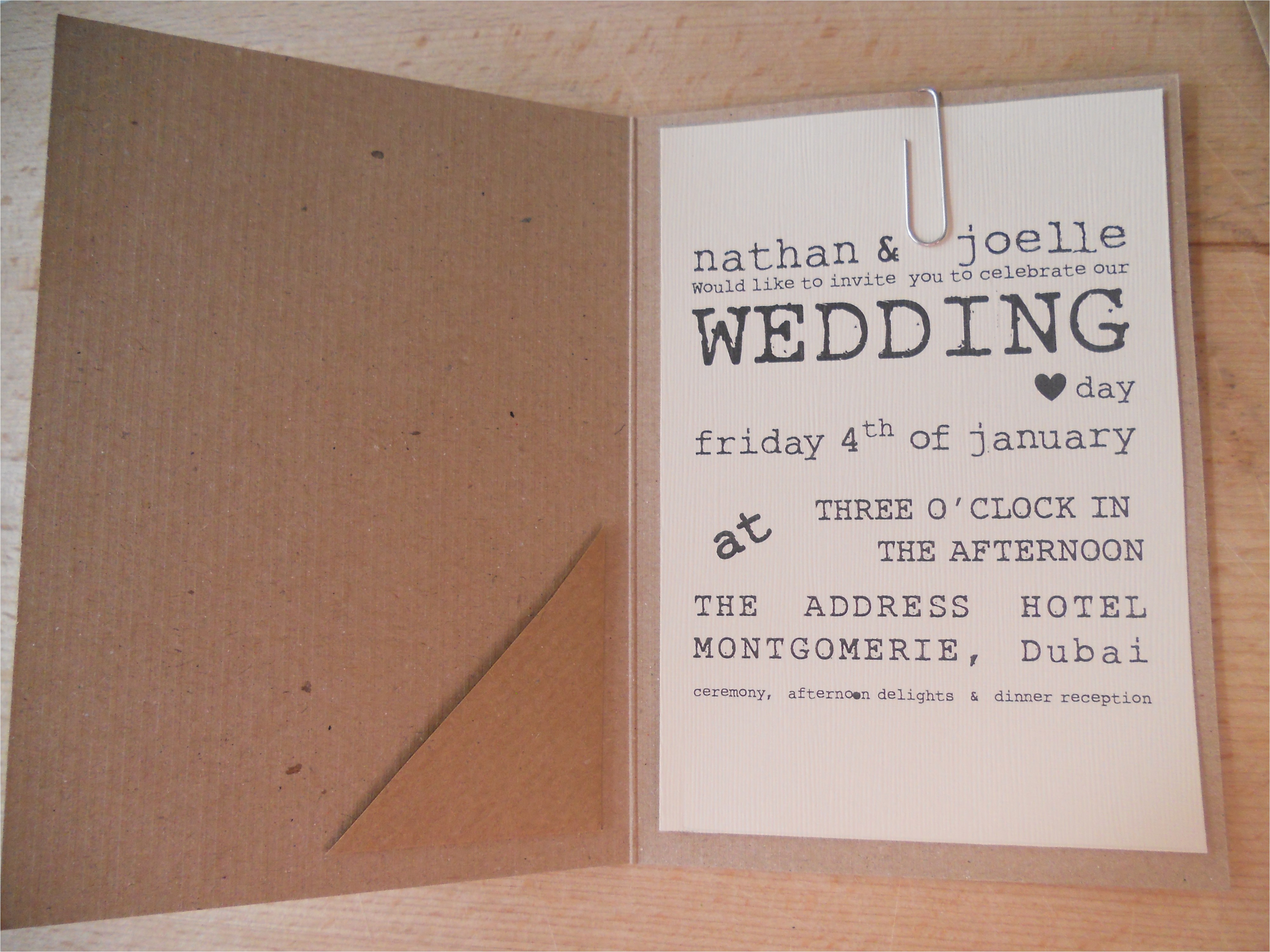 what do you put on wedding invitations 54389