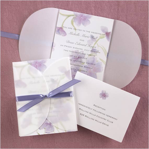 diy wedding invitation with your own creativity