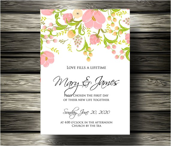 only usd wedding invitation bridal shower announcem