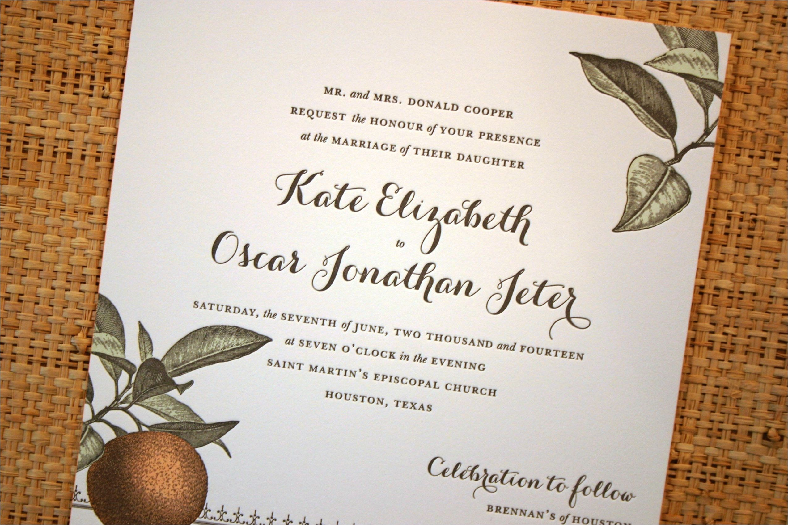 awesome what does a wedding invitation say 4 what should wedding invitations say inspirational what does a wedding invitation say