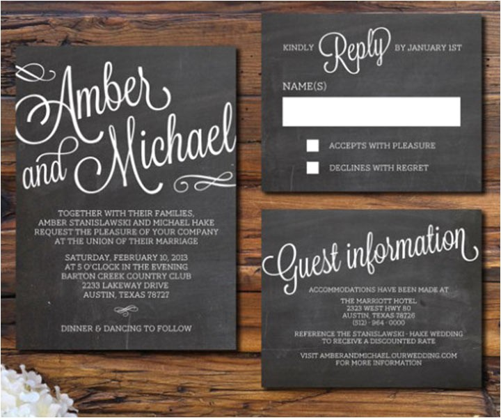 what to include in wedding invitation 0025495