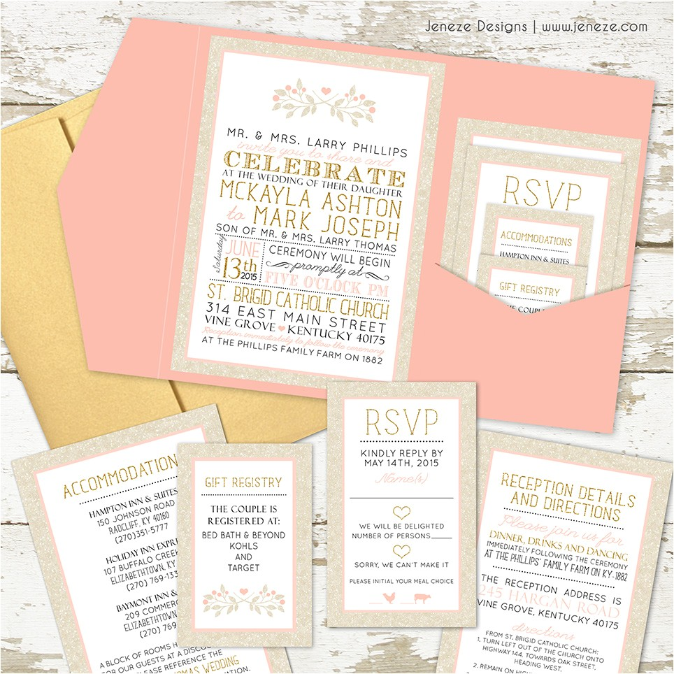 what to include in wedding invitation with some fantastic invitations using engaging layout of wedding invitation templates 14