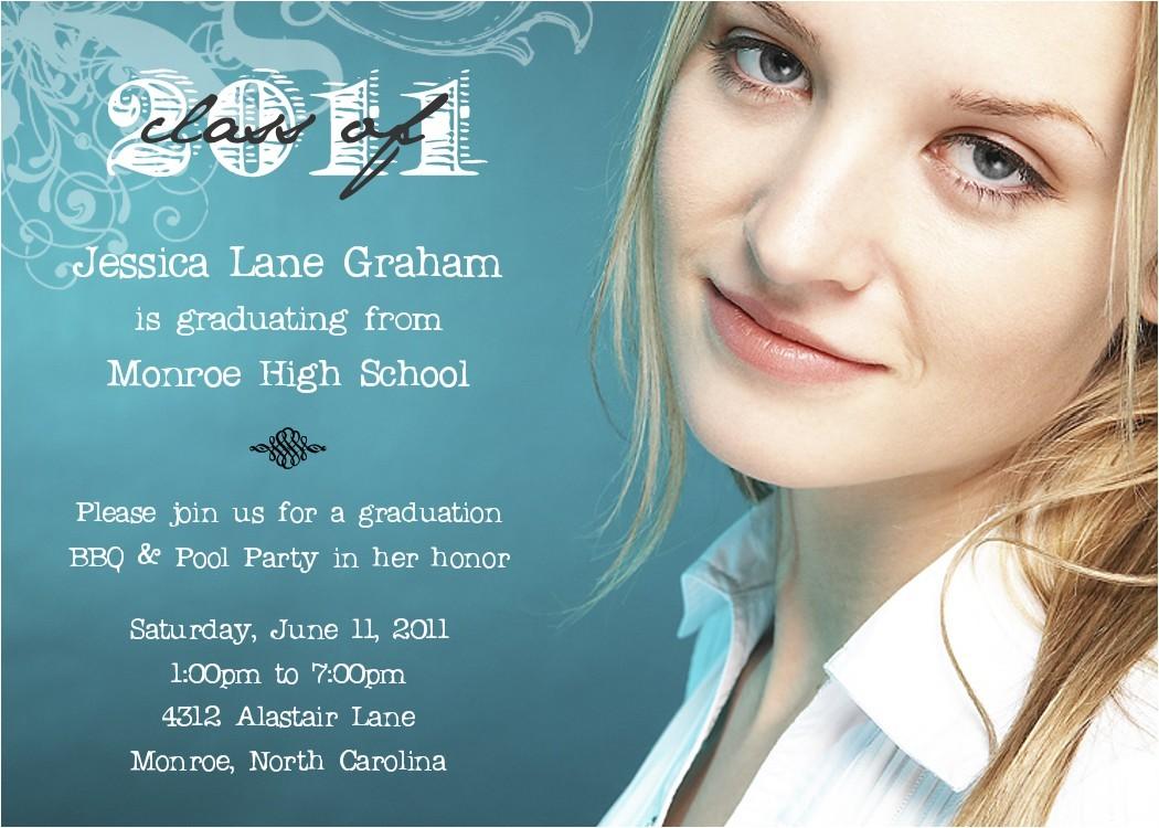 graduation quotes for invitations