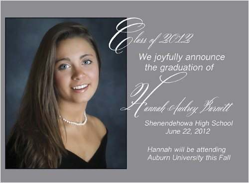 saratoga springs high school senior portrait photographerseven tips for designing your graduation announcements