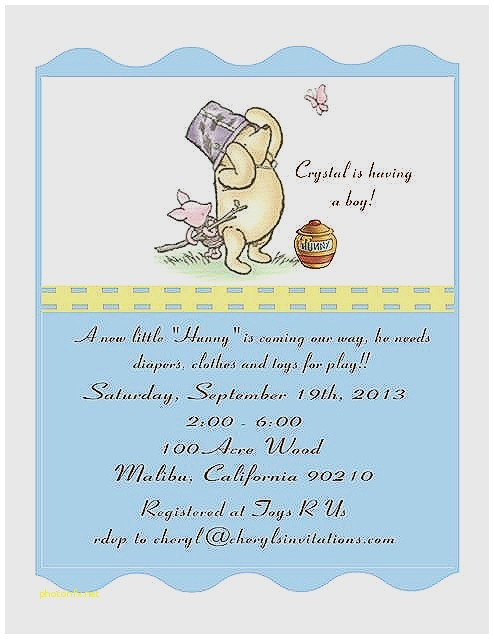 what to write on baby shower invitation