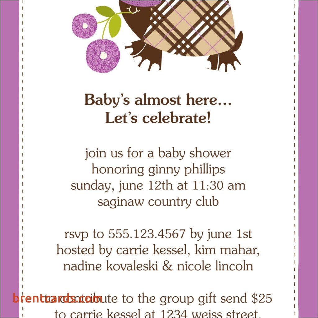 What to Write In Baby Shower Invitation What to Write In A Baby Shower Invite Free Card Design Ideas