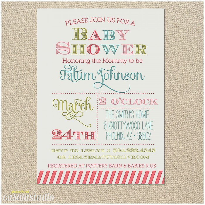 what to write on baby shower invites