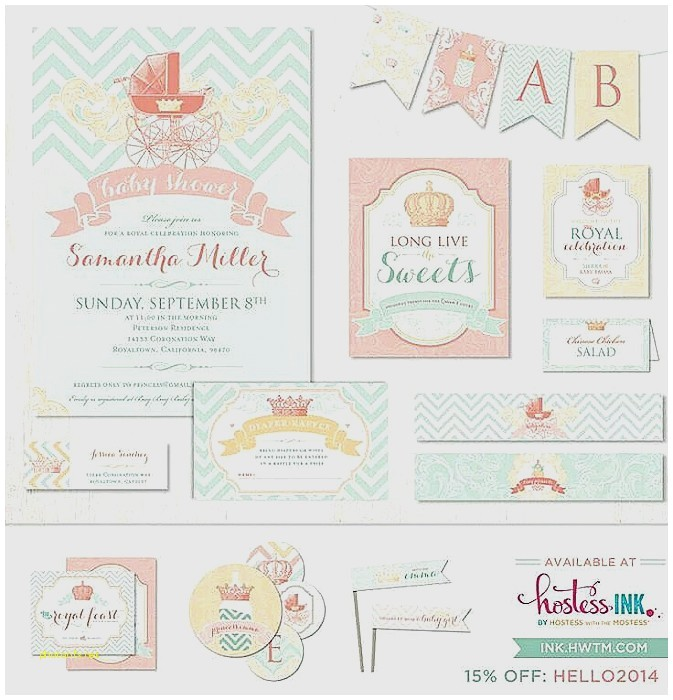 what to write on baby shower invitations