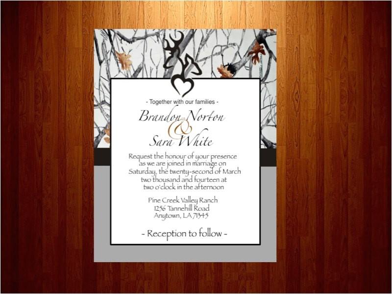 white camouflage wedding invitation br feed tlp weddings